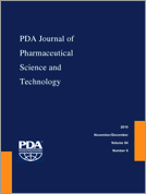 PDA Journal of Pharmaceutical Science